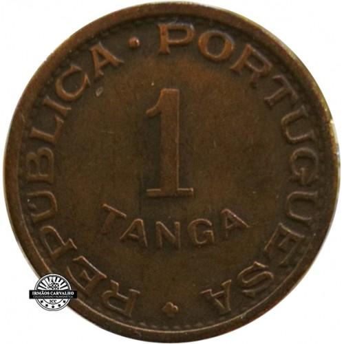 India 1 Tanga 1947