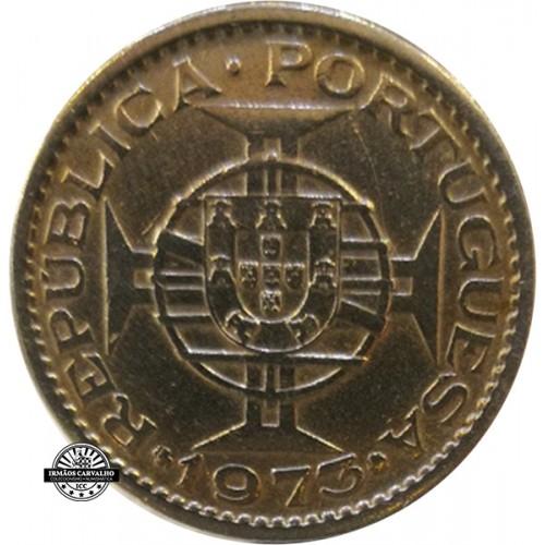 Guiné 5 Escudo 1973