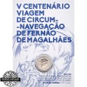 Portugal  2,00€ 2019 Bu MAGALLAN CIRCUM NAVIGATION