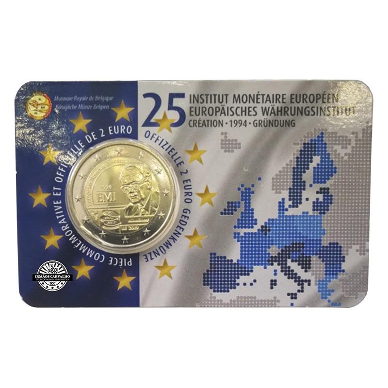 Bélgica 2€ 2019 (Instituto Monetário Europeu)