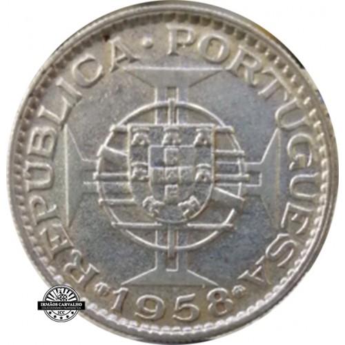 Timor 6$00 1958