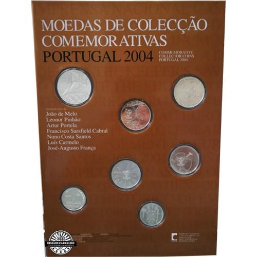 Portugal - Livro 2004