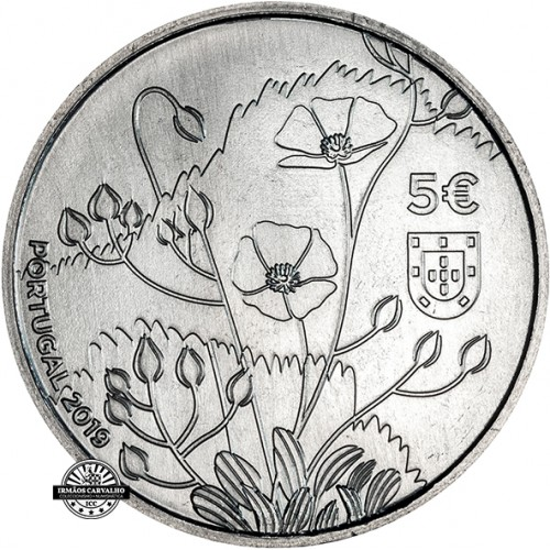 Portugal - 2019 5 Euro Alcar-do-Algarve