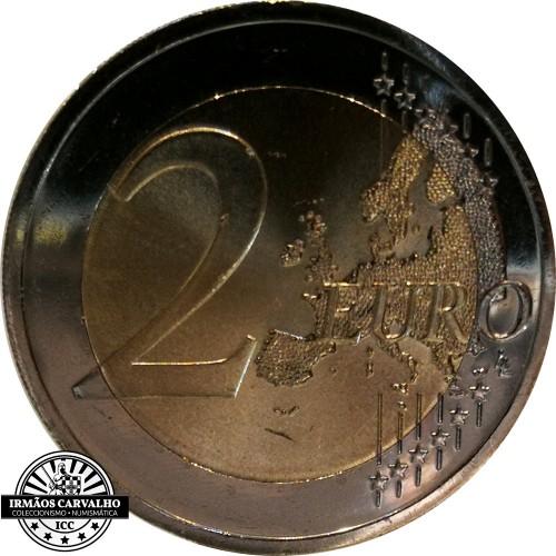 Estónia 2 euros 2019