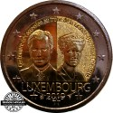 Luxembourg 2€ 2019 Charllote