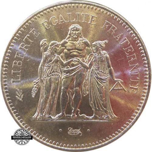 França 50 Francos 1975