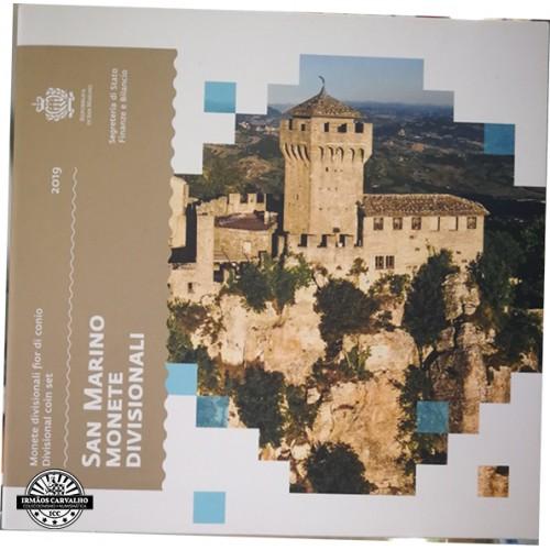 San Marino 2019 Bu Set