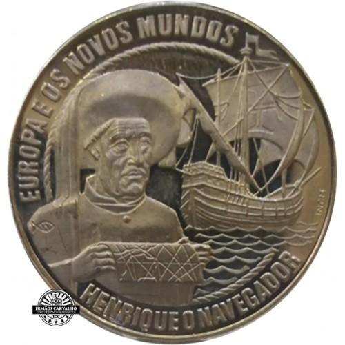 Europa Novos Mundos -  Henrique o Navegador