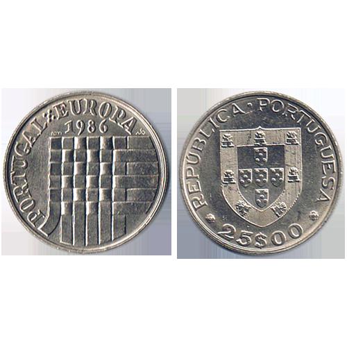 25$00 (Europa)