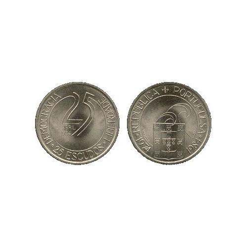 25$00 1984 (25 de Abril)