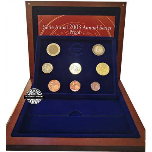 Portugal 2003 Proof Set