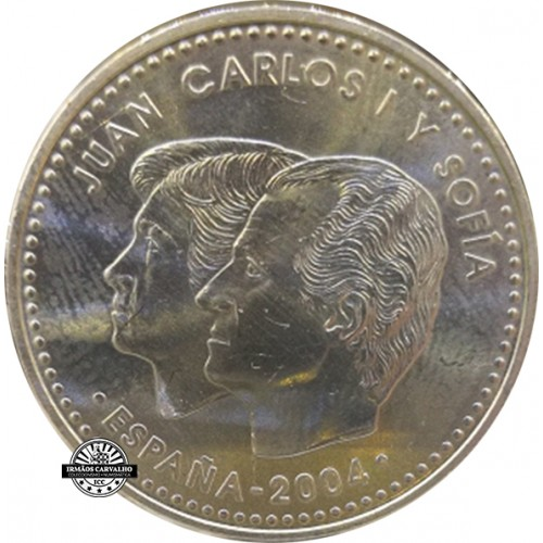 Espanha 12€ 2004