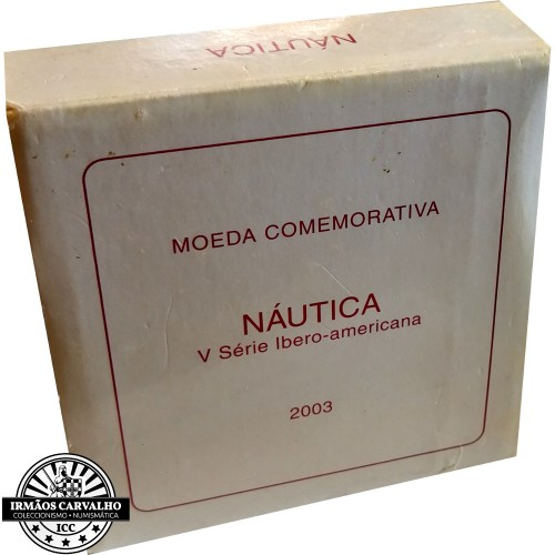 Portugal 10€ Nautical 2003
