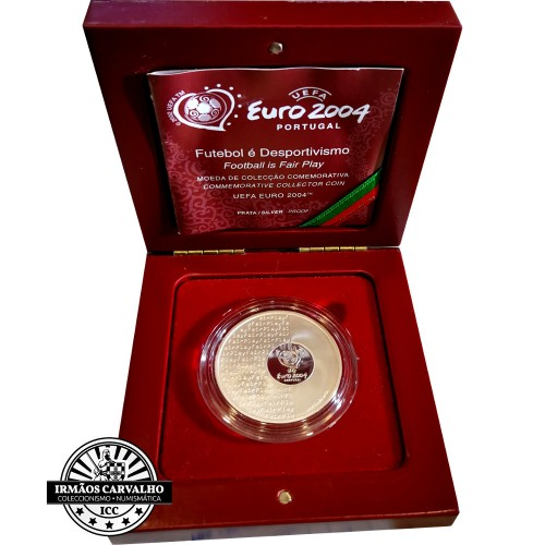 Portugal 8€ 2004 Football is Party Proof