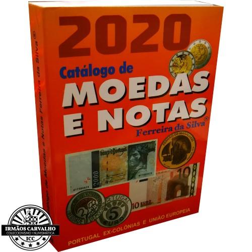 2020 Portuguese Coins catalog