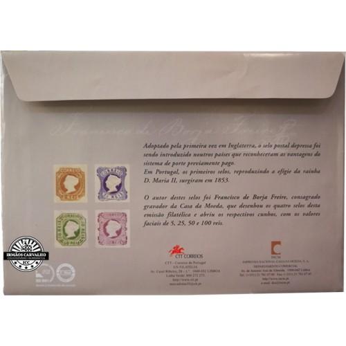 Portugal 5€ 2003 (150 Anos do Selo)