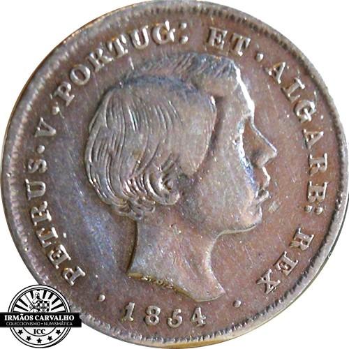 D. Pedro V - 200 Reis 1855