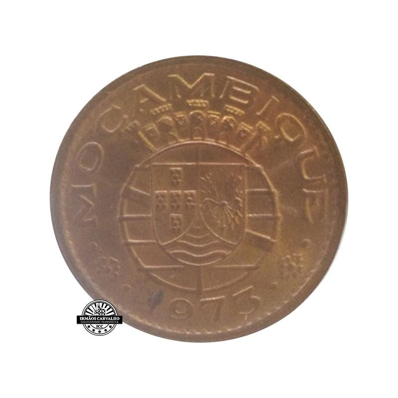 Moçambique 20 Centavos 1973