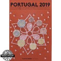Portugal FDC  2019 ANNUAL SERIES