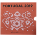 Portugal FDC  2019 ANNUAL SERIES
