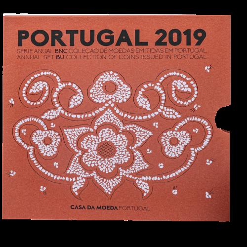 Portugal  2019 Bu Set
