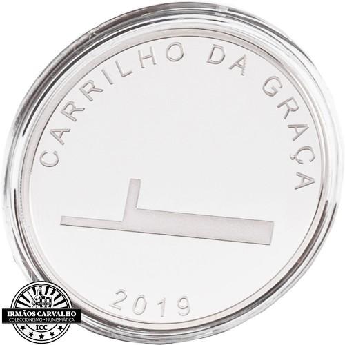 Portugal - 7.5€ 2019  CARRILHO DA GRAÇA  (Proof)