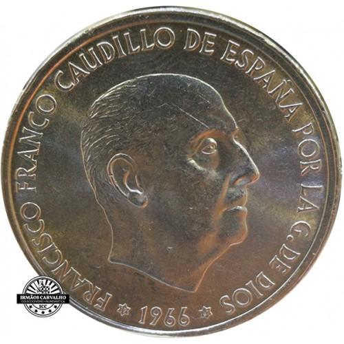 Espanha 100 Pesetas 1966 (67)