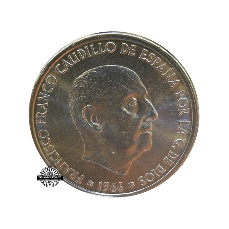 Spain 100 Pesetas 1966 (67)
