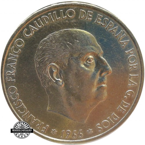Spain 100 Pesetas 1966 (68)