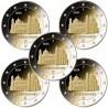 Germany  2€ 2014  (5 coins) Niedersachsen
