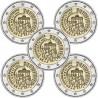 Alemanha 2€ 2015 (5 Letras) Unificação