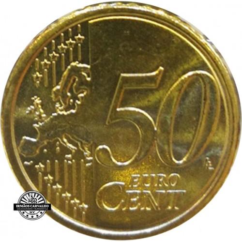 Vaticano - 50 Cêntimos 2018