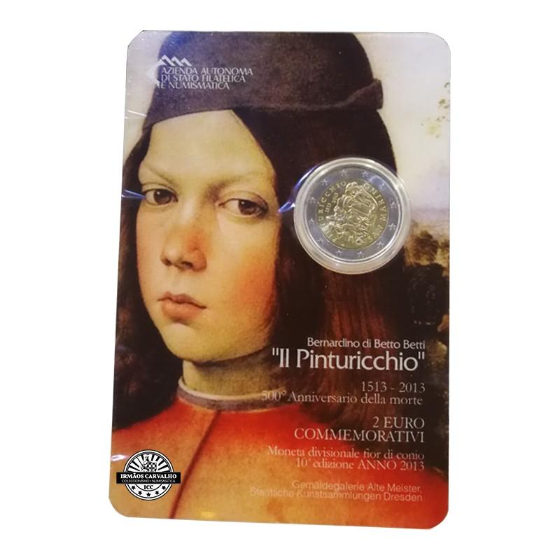 San Marino - 2€ 2013 Pinturicchio