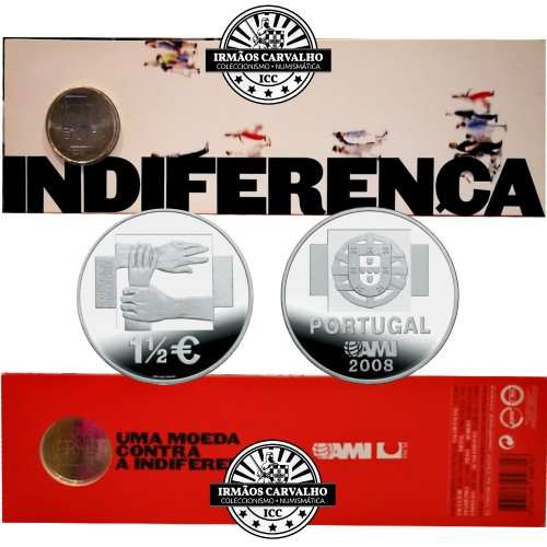 Portugal 1,50€  2008