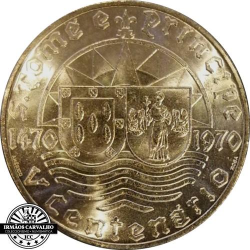 S. Tomé e Príncipe 50$00 1970