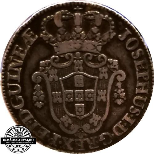 Angola D. José I 12 Macutas 1770