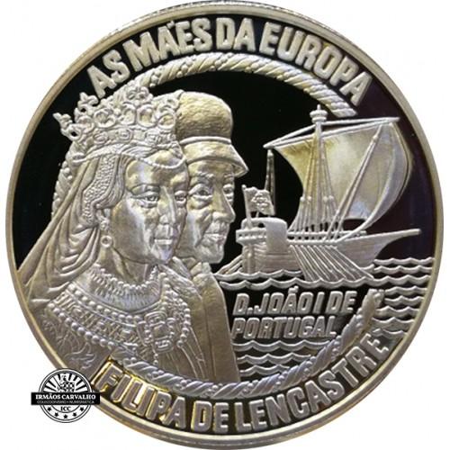 The Mothers of Europe 50 Euro Filipa de Lencastre