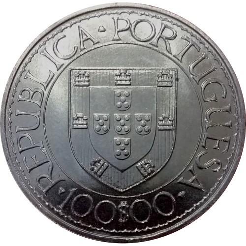 100$00 (Bartolomeu Dias)