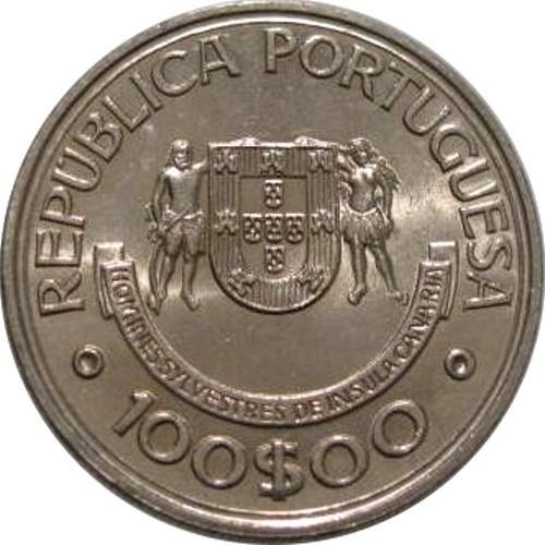 100$00 (Ihas Canárias)