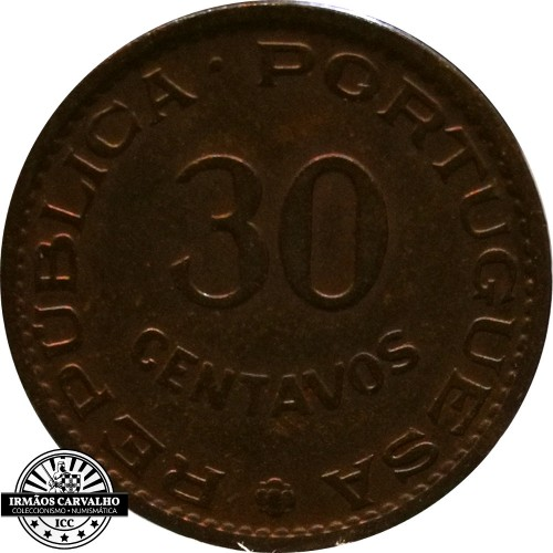 India  10 Centavos 1959