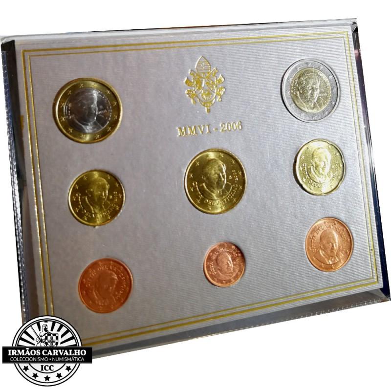 Vatican 2004 BU Set