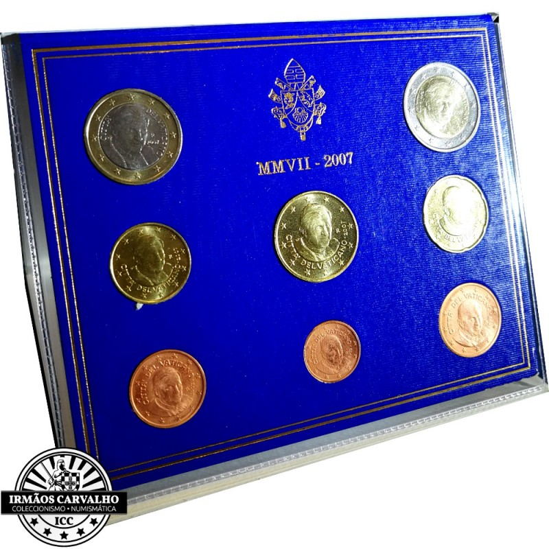 Vatican 2006 BU Set