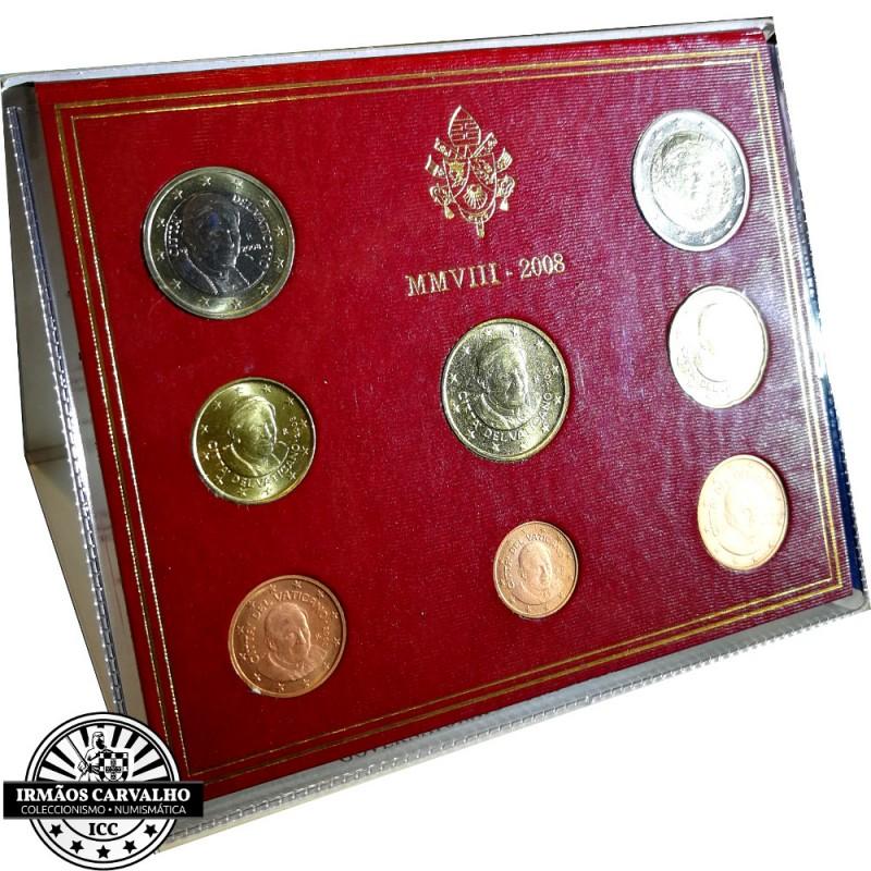 Vatican 2007 BU Set