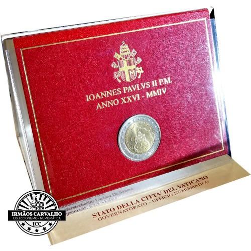Vatican 2€ 2004 Vatican City