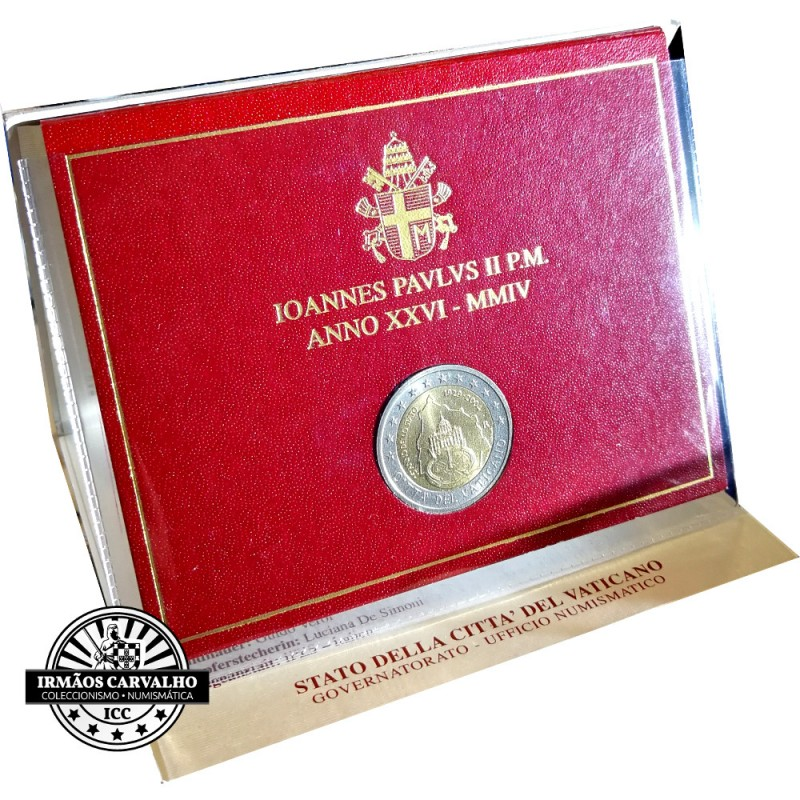 Vatican 2€ 2011 (Youth Day)