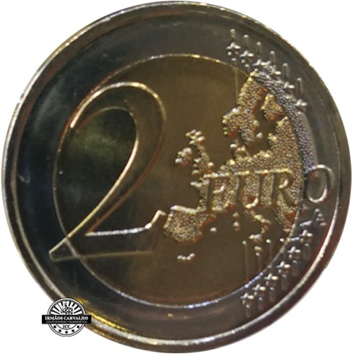 France 2020 2€ Charles de Gaulle
