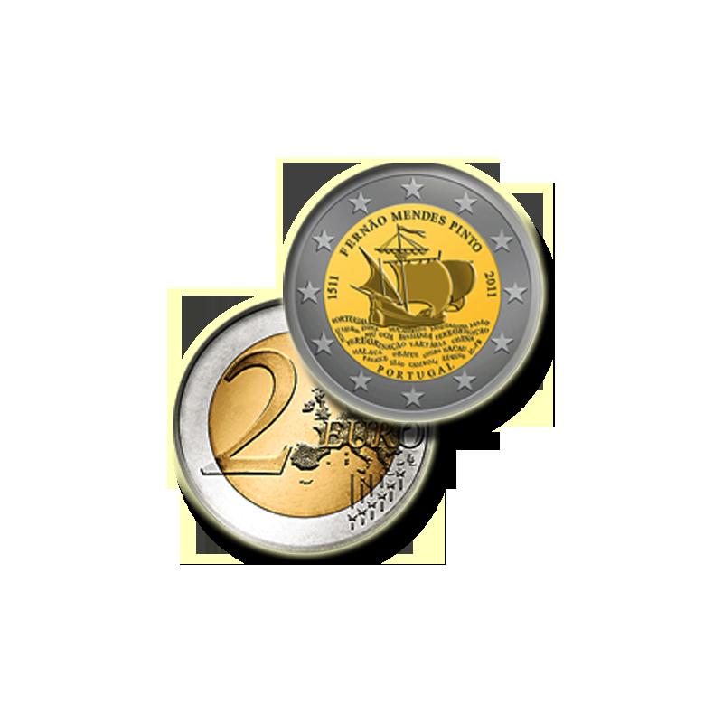 Portugal 2€ 2011