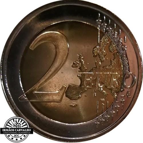 Estónia 2€ 2020 Antarctic Expedition