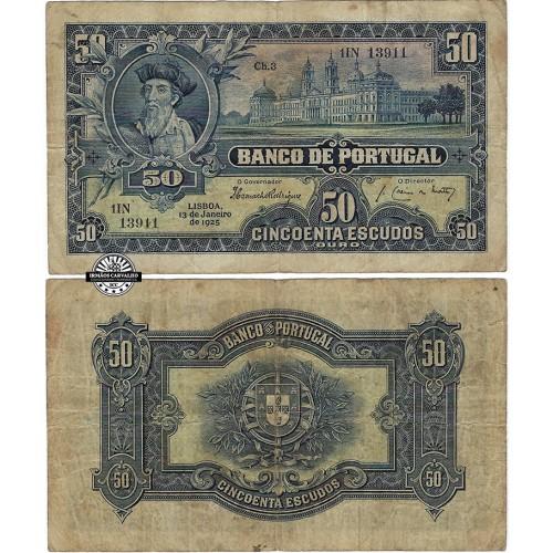 50$00 Ch.3  (13/01/1925)