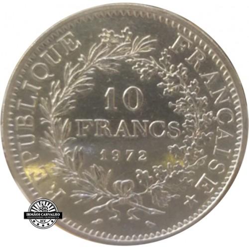France 10 Francs 1972
